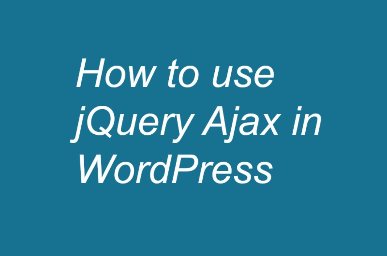WordPress學習筆記:使用jQuery實做ajax無限捲軸
