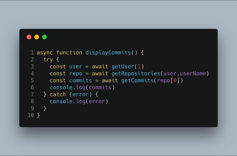 JavaScript 非同步大亂鬥