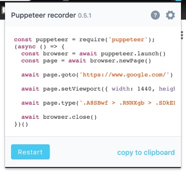 使用 Node.js 套件 Puppeteer 撰寫爬蟲