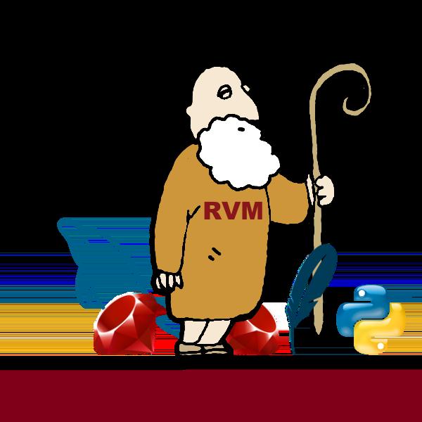 使用 rvm 管理 Ruby 版本